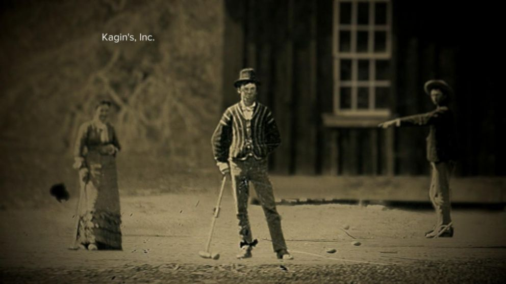 $2 Photo Believed to Be Billy the Kid Valued at $5M - ABC News
