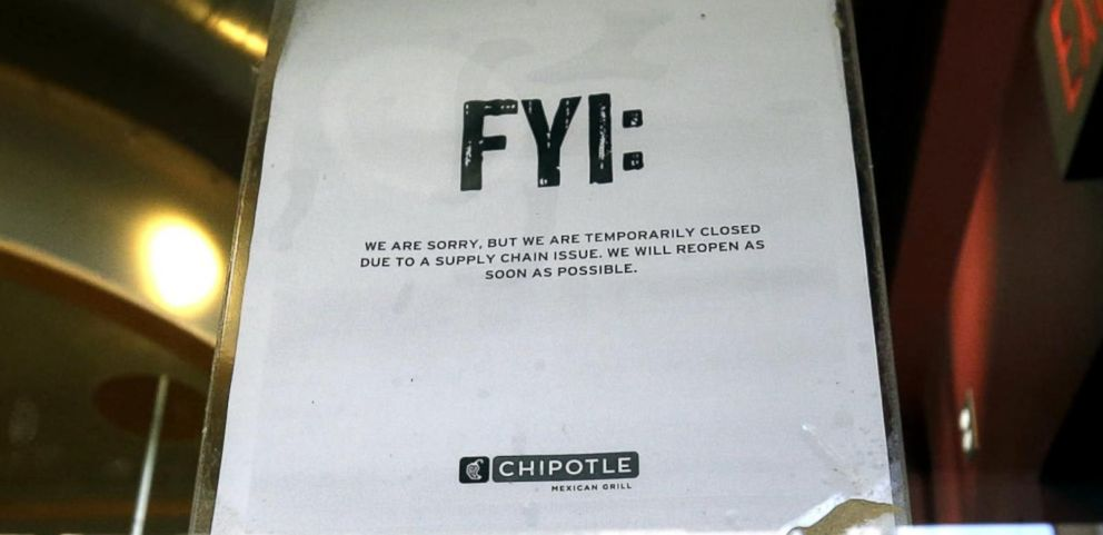 VIDEO: Index: E. Coli Outbreak Linked to Chipotle Expands