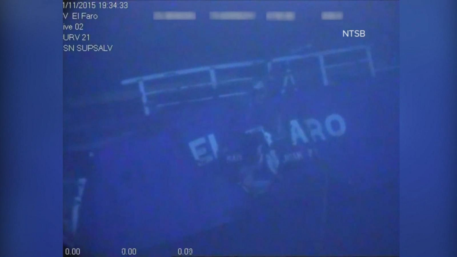 El Faro Captain Said The Clock Is Ticking In Chilling Final Phone