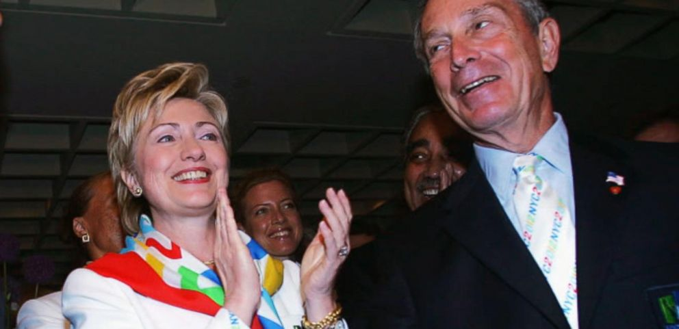 VIDEO: Bernie Sanders and Hillary Clinton Turn Up the Heat Plus Michael Bloomberg Drops a Bombshell