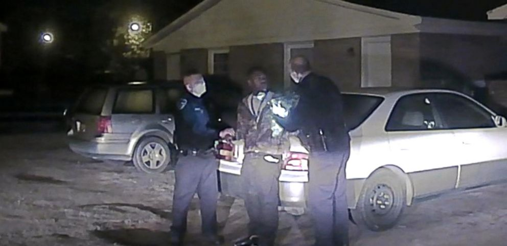 VIDEO: Newly-Released Video of a Deadly Police Shooting