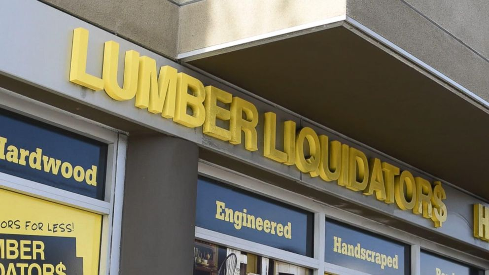buffering. Replay. Concerns Grow Over Laminate Flooring Once Sold by Lumber Liquidators