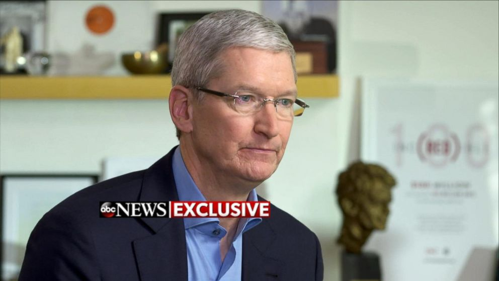 Good Exclusive: Apple CEO Tim Cook Sits Down With David Muir (Extended Interview) With Tim Cook Resume