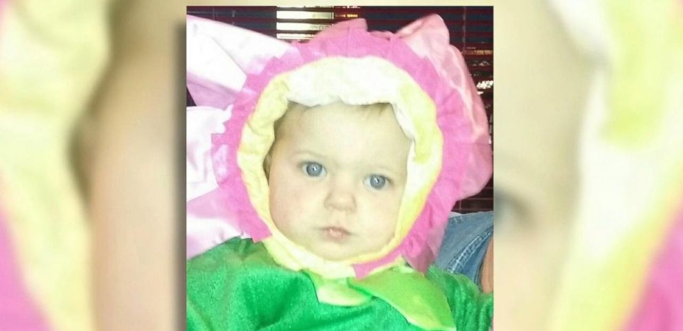 VIDEO: Missing 1-year-old Girl Found Dead