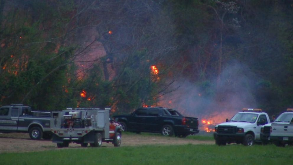 Deadly Helicopter Crash Over Smoky Mountains Kills Five
