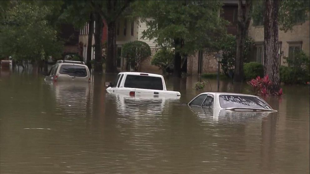 Extremely High Risk' Dams a Concern Amid Historic Houston Floods