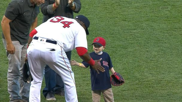 America Strong: Maverick Schutte Meets Big Papi