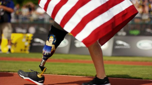 America Strong: A Look at the Heroes Triumphing at the Invictus Games