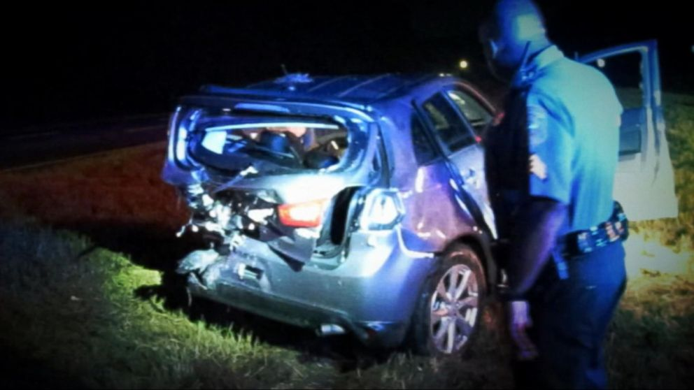 Deadly Car Crash Captured on Snapchat Video - ABC News