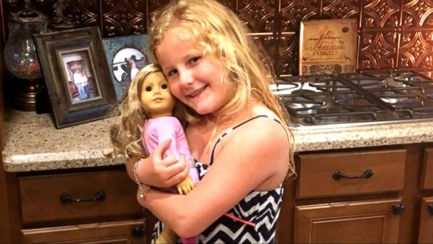 10-Year-Old Receives Doll with Matching Prosthetic Leg