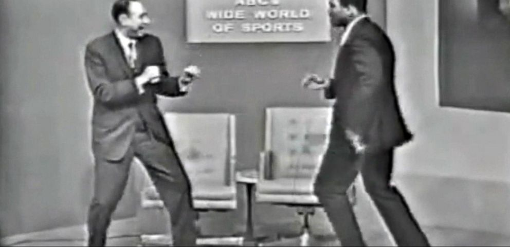 VIDEO: Muhammad Ali Met His Match in ABCs Howard Cosell