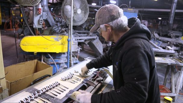 Sherrill Manufacturing: Win for New York Silverware Co.