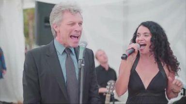 Bon Jovi Talks New Album, Band Without Richie Sambora Video