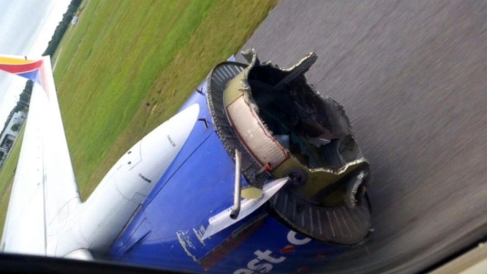 Southwest Flight Forced to Make Emergency Landing