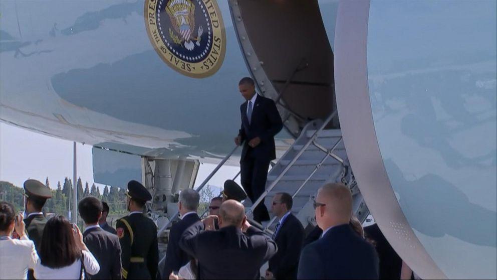 VIDEO: Obamas Historic Visit to Laos