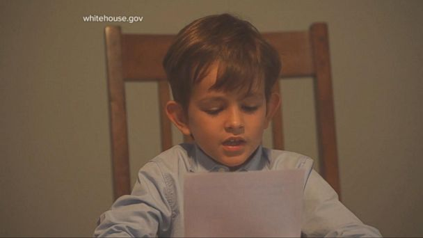 A 6-Year-Old Writes a Compassionate Letter to President Obama