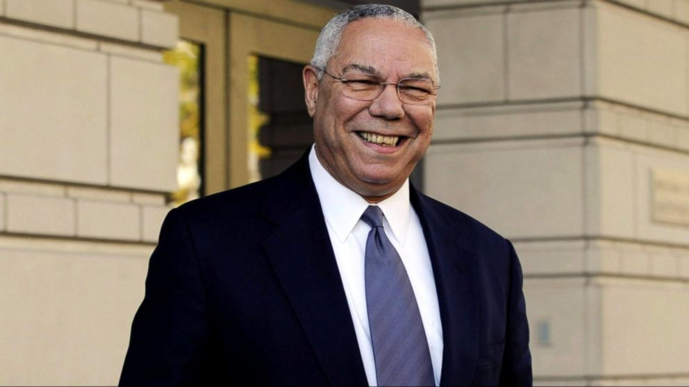 essay on colin powell I worked on colin powell's speech supporting the invasion of iraq 15 years ago the trump administration is doing the same thing today with iran.