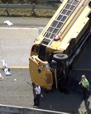 Five Children Killed in Chattanooga School Bus Crash   GMA