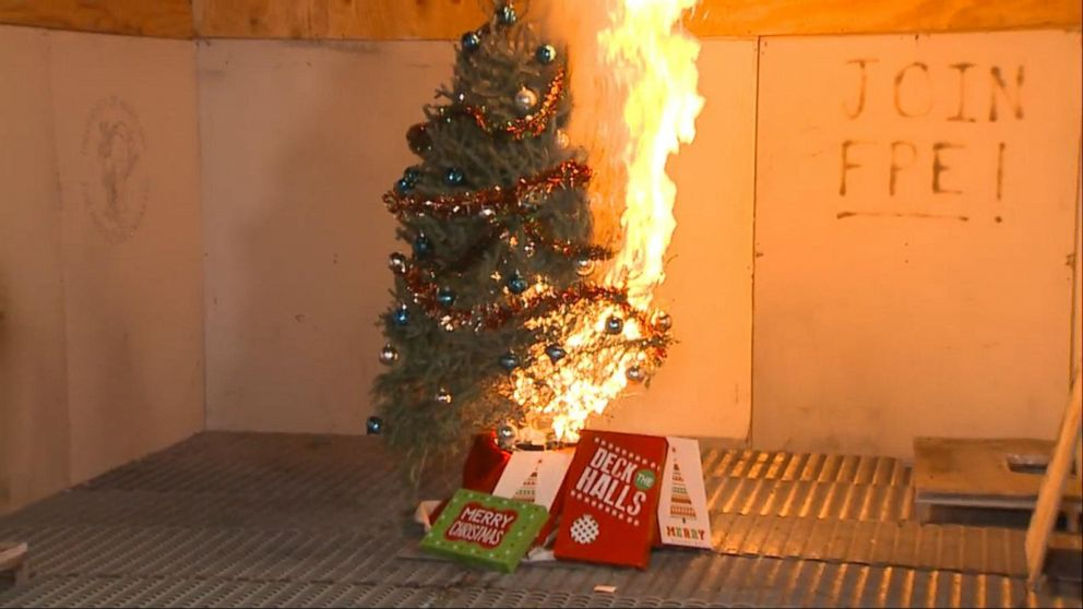 How To Avoid Fire Hazards This Time Of The Year Video Abc News
