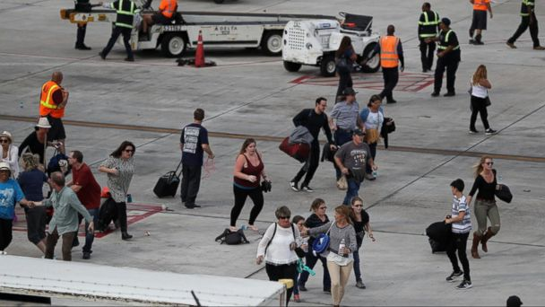 Shooting at Fort Lauderdale Airport Leaves 5 Dead, 8 Injured
