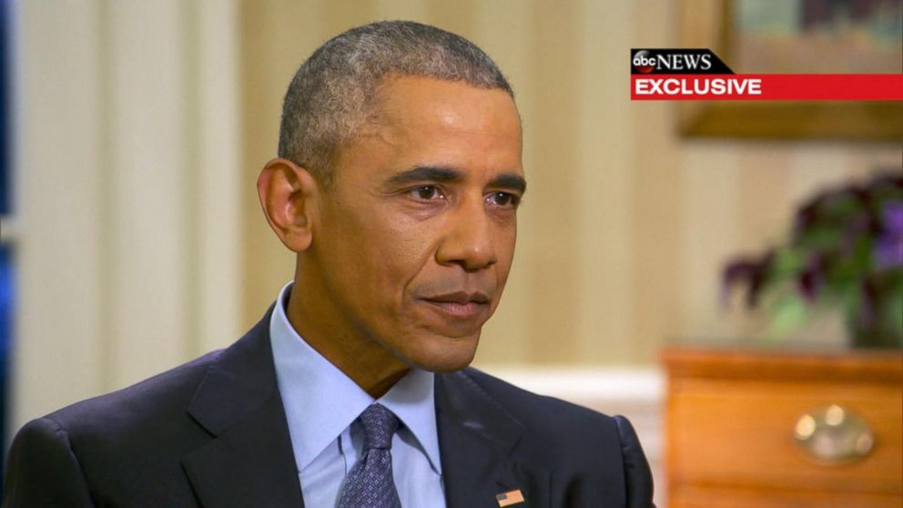 VIDEO: President Obama Weighs In on Intelligence Report