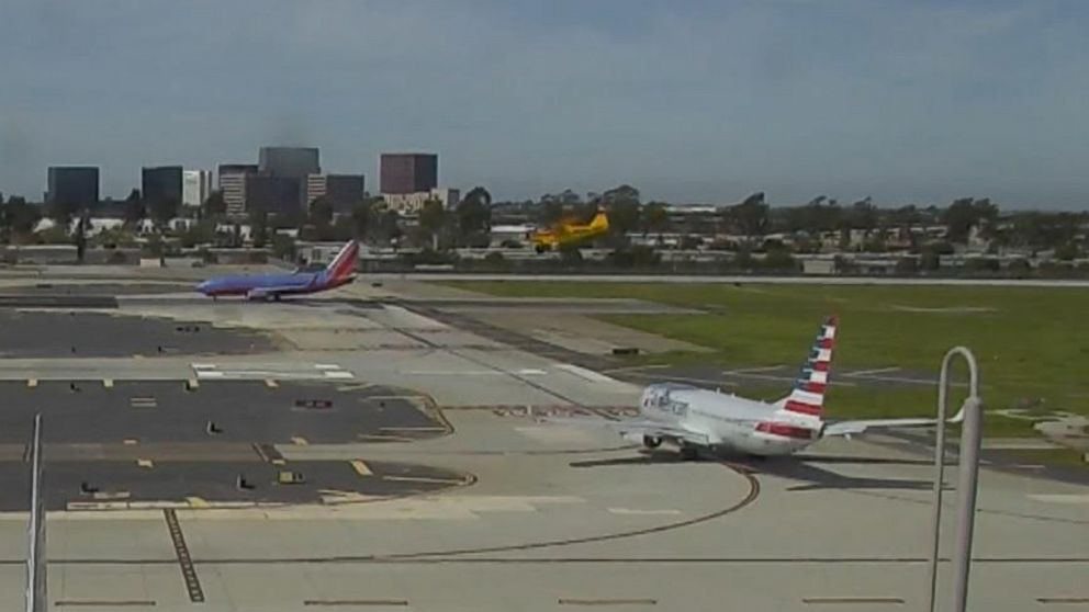 New video emerges of Harrison Ford's close call with a Boeing 737