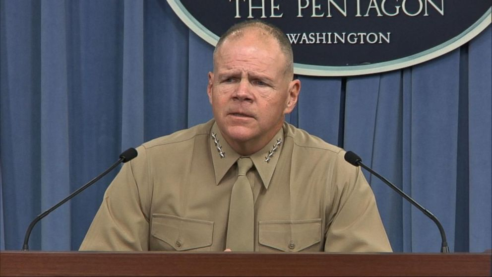 Top commander in Marine Corps asks members to stop sharing nude pictures on  multiple sites