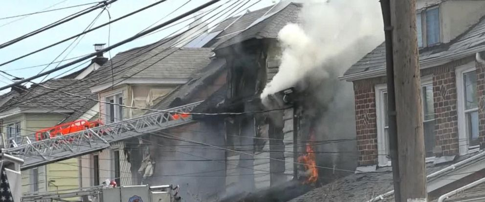 VIDEO: Deadly housefire in Queens, New York