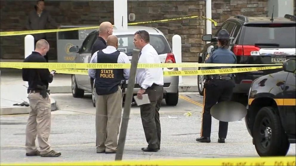 Delaware state trooper dies after being shot in convenience