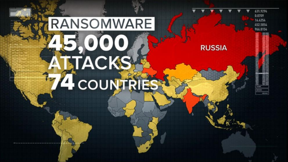 Leaked NSA tools used in worldwide cyberattack