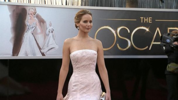 Frightening moments aboard private jet for Oscar-winner Jennifer Lawrence