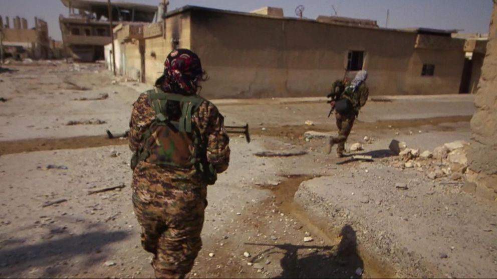 Battle to take back city of Raqqa, the last ISIS stronghold in Syria