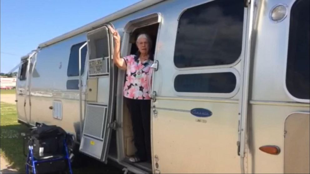 Sales of American-made Airstream RVs reach new heights
