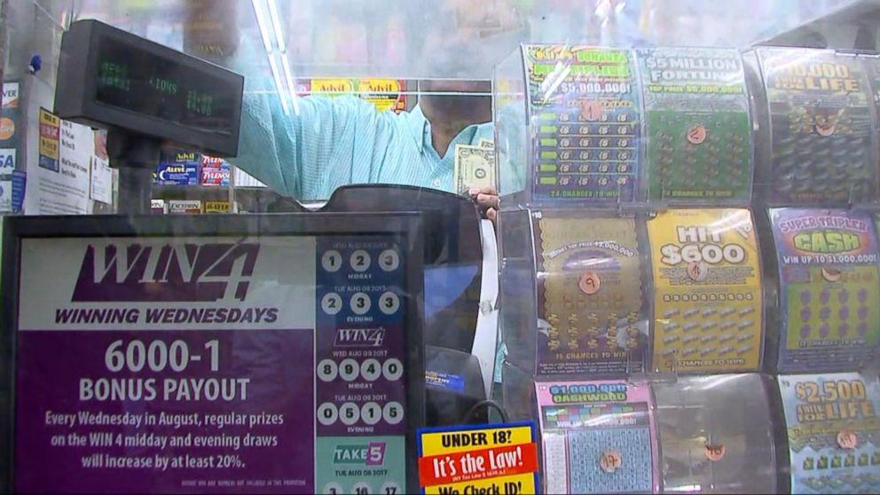 $393 million winning Mega Millions ticket sold in Illinois: lottery