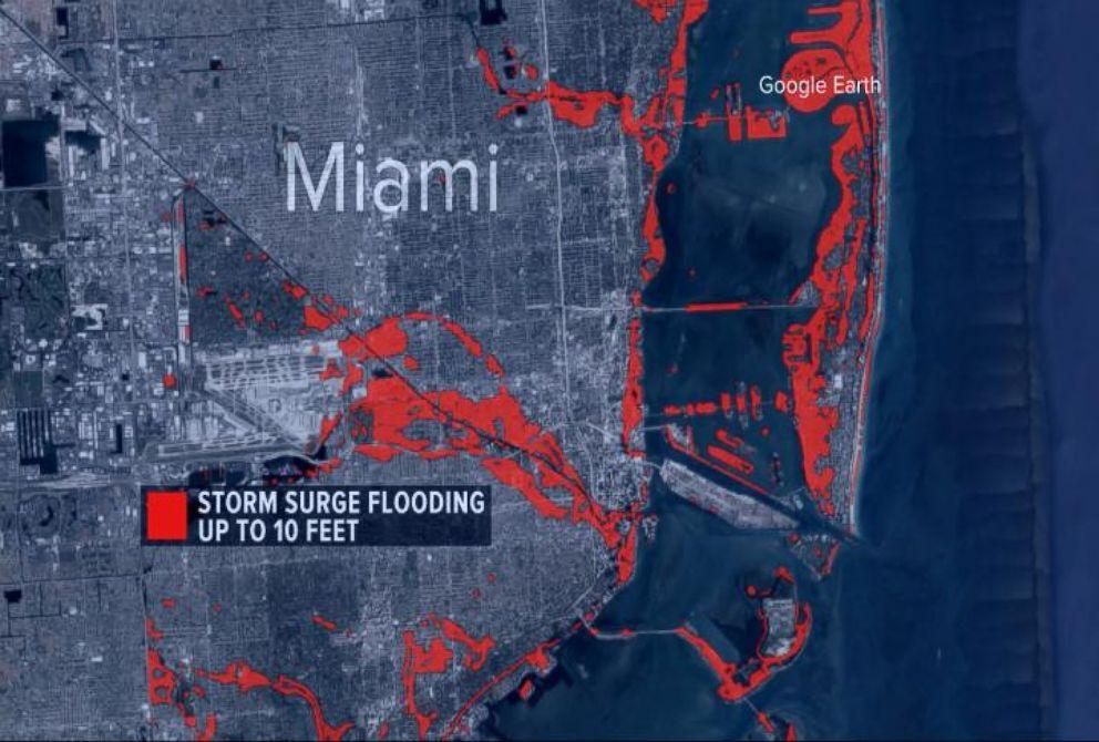 storm surge from hurricane irma will be very dangerous