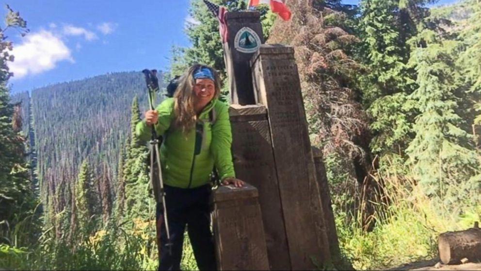 Paralyzed hiker treks 2,650 miles of Pacific Crest Trail