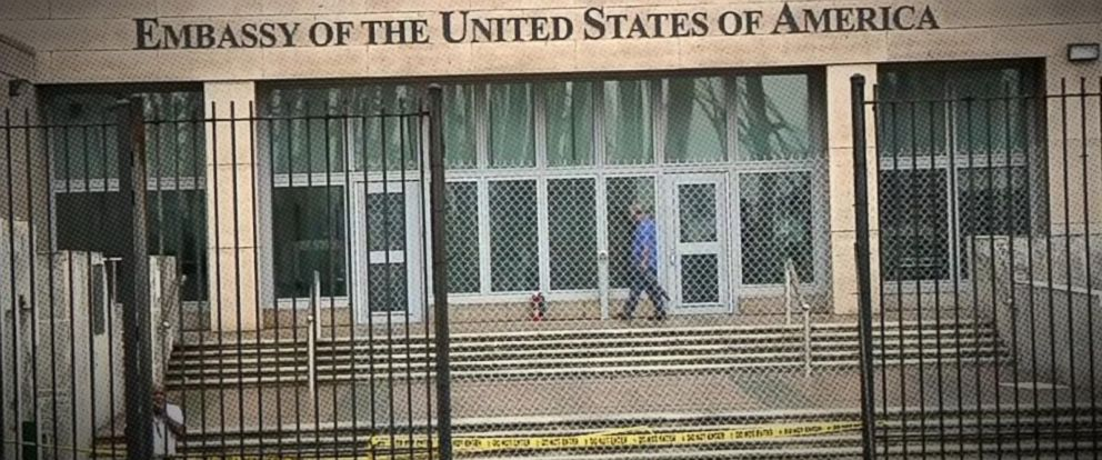 VIDEO: US warns against travel to Cuba