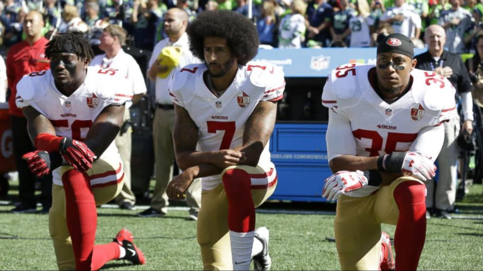 At least 7 nfl owners to be deposed in colin kaepernick case video now playing former quarterback colin kaepernick files grievance against nfl owners m4hsunfo