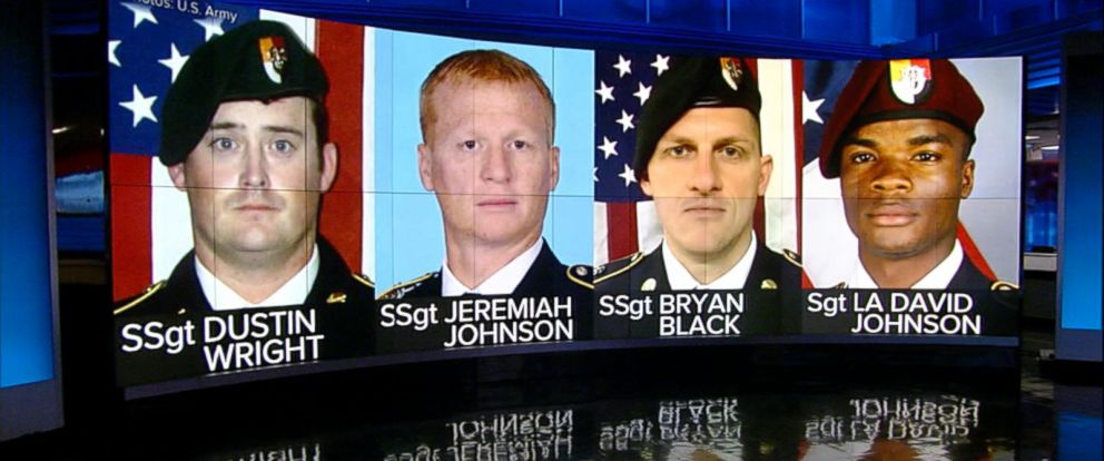 VIDEO: New details from Niger ambush