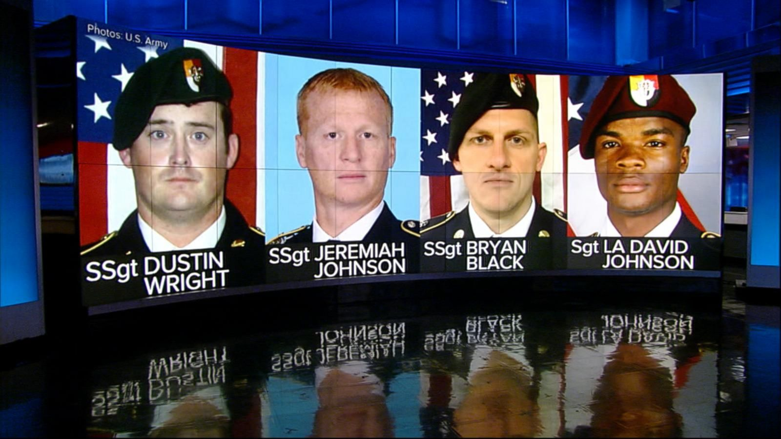 a38e95bd US soldiers killed in Niger were outgunned, 'left behind' in hunt for ISIS  leader - ABC News