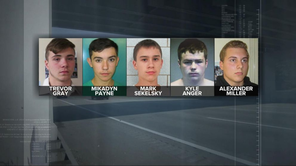 5 teenagers in Michigan charged with murder Video - ABC News