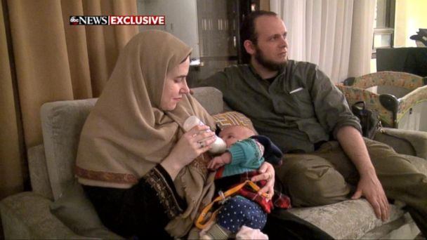 Freed from Taliban, Caitlan and Joshua Boyle speak out about time in captivity