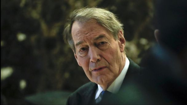 Charlie Rose faces accusations of sexual misconduct