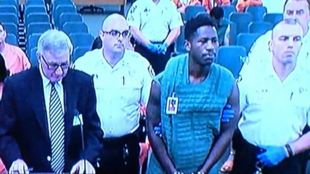 Suspected serial killer in Tampa faces judge for the first time