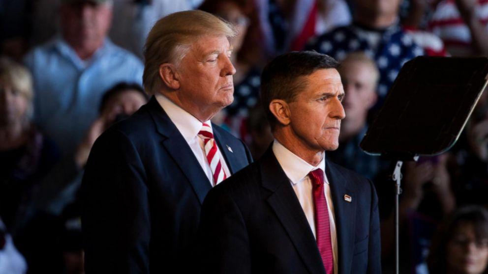 President Trump Pardons Michael Flynn!