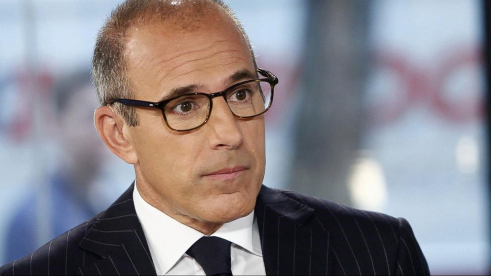 Where In World Is Matt Lauer Who Cares >> New Questions About Matt Lauer S Firing Over Alleged Sexual