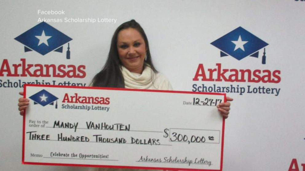Arkansas lotto winner angers co-workers by not sharing