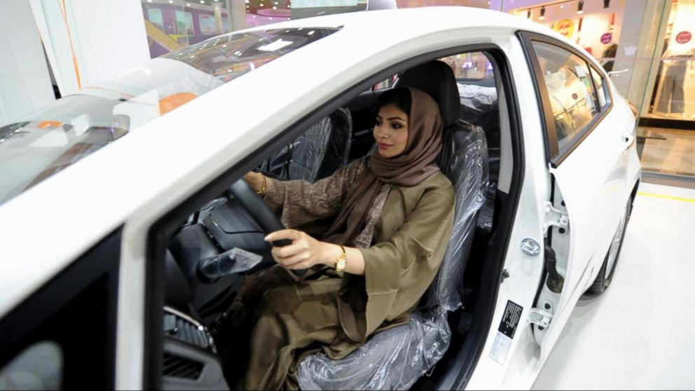 The First New Car Showroom For Women Only Has Opened In Jeddah Saudi Arabia Video Abc News