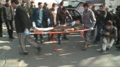 VIDEO: At least 95 dead in Kabul suicide bombing