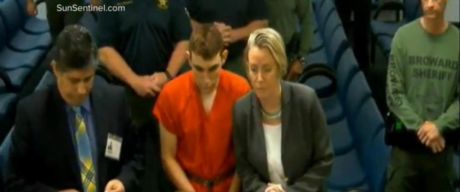VIDEO: Attorneys for the alleged Parkland school shooter plead to avoid the death penalty